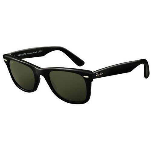 Okulary słoneczne rb2140f original wayfarer asian fit polarized 901/58 marki Ray-ban