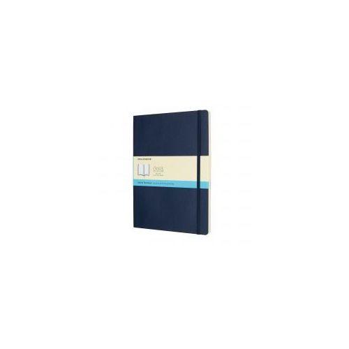Moleskine Notatnik classic xl kropki, miękka oprawa, szafirowy (8055002854795)