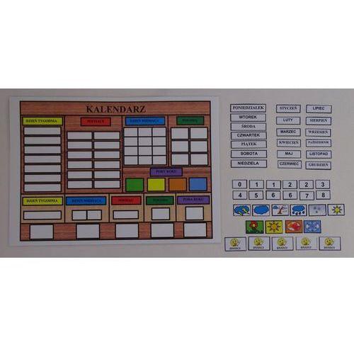 Mój pierwszy kalendarz - uniwersalny marki Bystra sowa