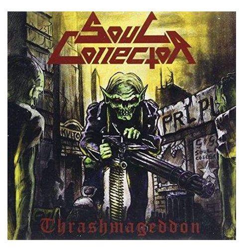 Rockers publishing Soul collector - thrashmageddon (5902596954635)