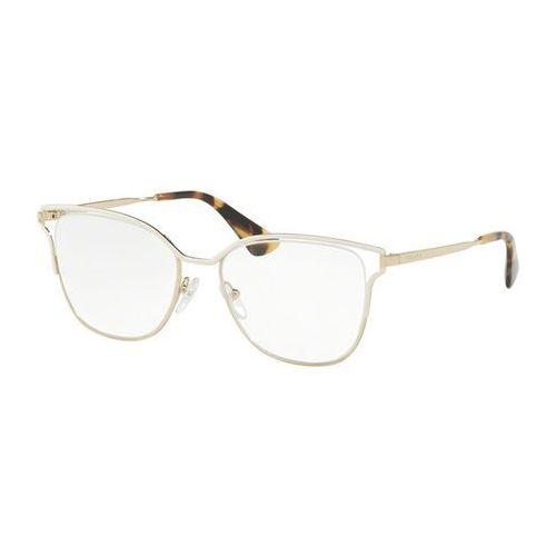 Okulary korekcyjne pr54uv sl41o1 marki Prada