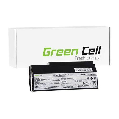 Bateria Green Cell do Asus G53J G53SX G73J G73JH A42-G53 A42-G73 14.8V (AS26) Darmowy odbiór w 21 miastach!, AS26