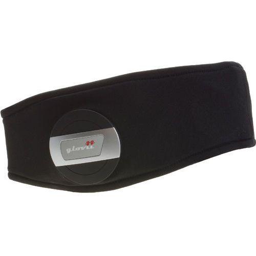 Opaska z zestawem Bluetooth GLOVII BG2XO Czarny (5908246725693)