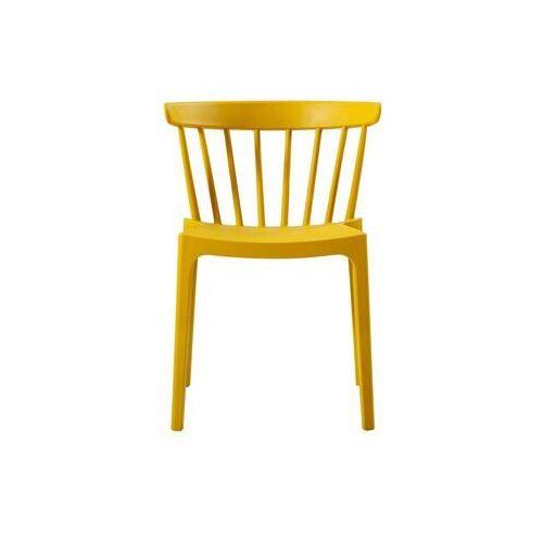 Woood krzesło bliss ochre 378634-o (8714713086023)