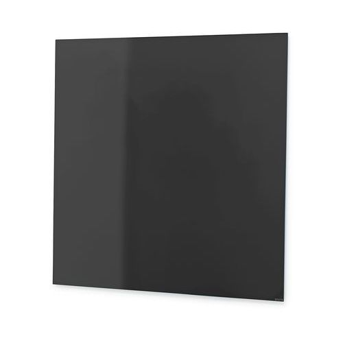 Aj produkty Tablica suchościeralna mood, szkło, magnetyczna, 500x500 mm, czarny
