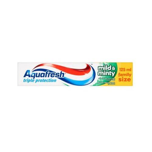 Aquafresh  125ml triple protection mild and minty pasta do zębów