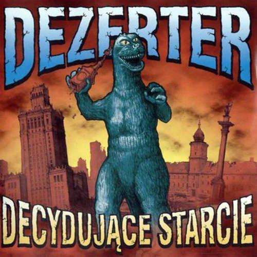 Rockers publishing Decydujące starcie - dezerter (płyta cd)