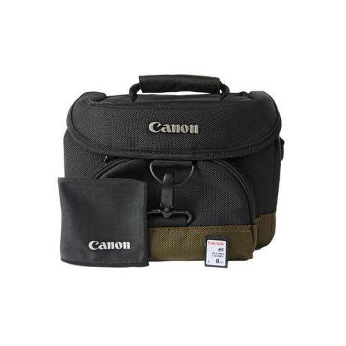 torba + karta pamięci sd 8gb + ściereczka acc kit - produkt w magazynie - szybka wysyłka! marki Canon