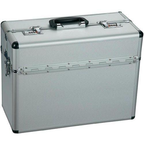 Skrzynka narzędziowa bez wyposażenia, uniwersalna Alutec 61800 (DxSxW) 460 x 360 x 160 mm