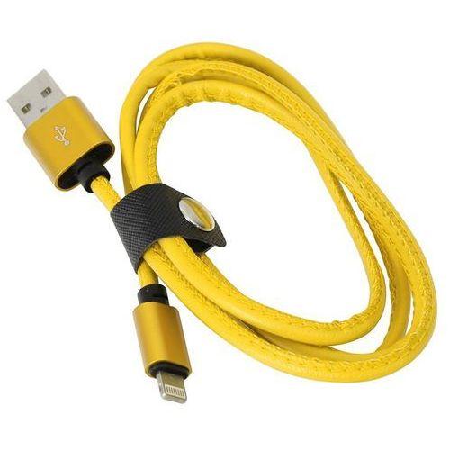 Kabel USB – Lightning PLATINET 1 m + Zamów z DOSTAWĄ JUTRO! (5907595433006)