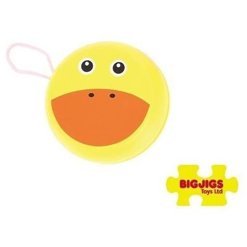 Zwierzęce jojo - kaczka ( drewniane) - zwierzęce jojo - kaczka ( drewniane) marki Bigjigs