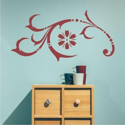 Szablon malarski dekoracja 2215 marki Wally - piękno dekoracji