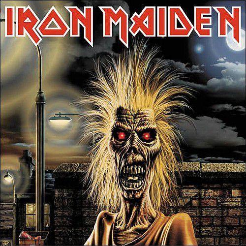 Iron maiden marki Pomaton emi