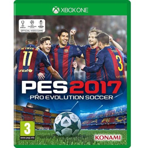 Pro Evolution Soccer 2017 (Xbox One) - OKAZJE