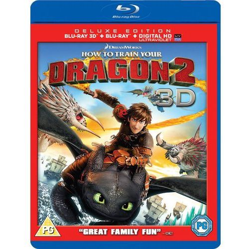 20th century fox How to train your dragon 2 3d (includes ultraviolet copy)