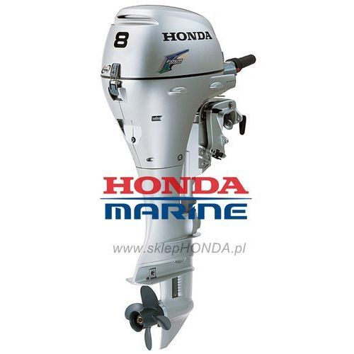 Honda Bf 8 shu silnik zaburtowy + olej + dostawa gratis