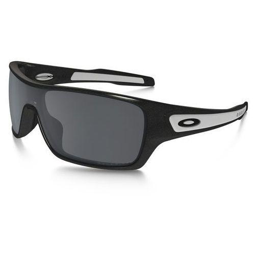 turbine rotor okulary rowerowe szary/czarny 2018 okulary przeciwsłoneczne marki Oakley