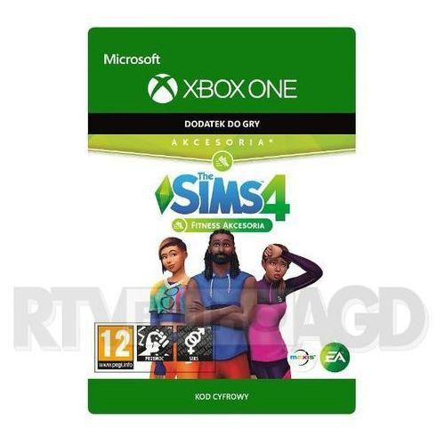 The Sims 4 - Fitness Akcesoria DLC [kod aktywacyjny] Xbox One, 7D4-00256
