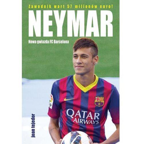 Neymar Nowa gwiazda FC Barcelona, Buchmann