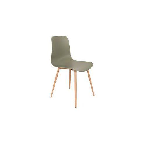 krzesło leon zielone 1100307 1100307 marki Orange line