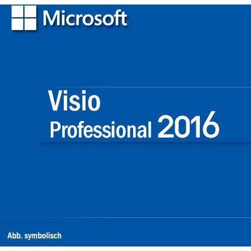 Microsoft Visio Professional 2016 BOX