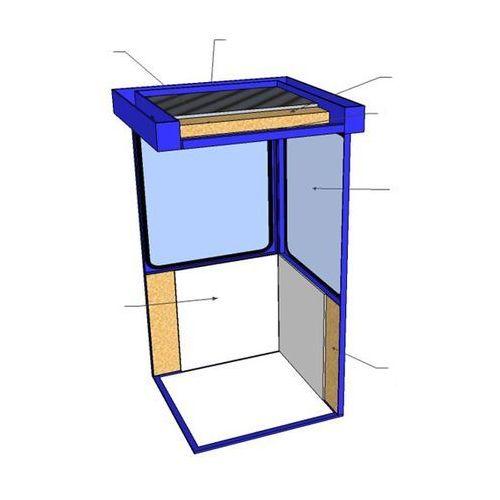 Okładzina wewnętrzna, do zastosowania na zewnątrz budynków, dopłata, rozm. budyn