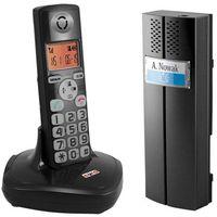 Teledomofon EURA CL-3622B + DARMOWY TRANSPORT! (5905548271743)
