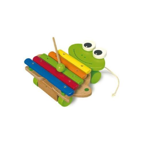 Small foot ® ksylofon żaba
