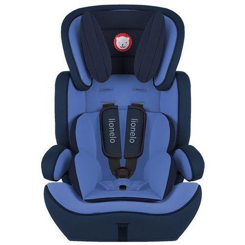 Fotelik 9-36 kg levi plus blue marki Lionelo