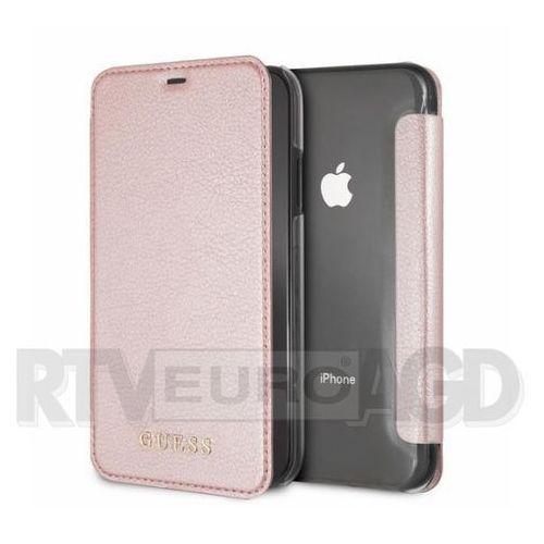 Guess guflbki61igltrg iphone xr (różowe złoto) (3700740437575)