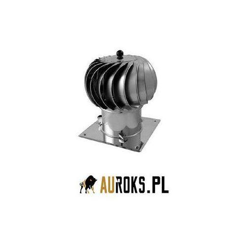 Turbowent podstawa kwadratowa stała turbina i podstawa bl. chromoniklowa fi 300 marki Darco