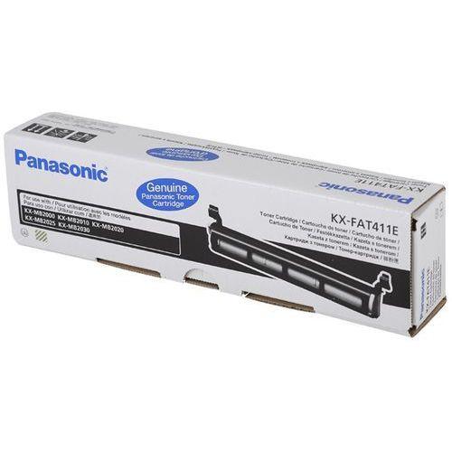 Panasonic toner Black KX-FAT411E, KXFAT411E, KX-FAT411E