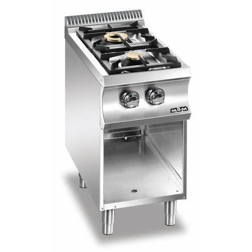 Kuchnia gazowa 4 palnikowa   19000w marki Mbm