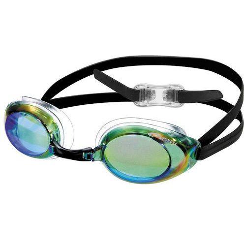 Spokey Okulary pływackie protrainer czarny