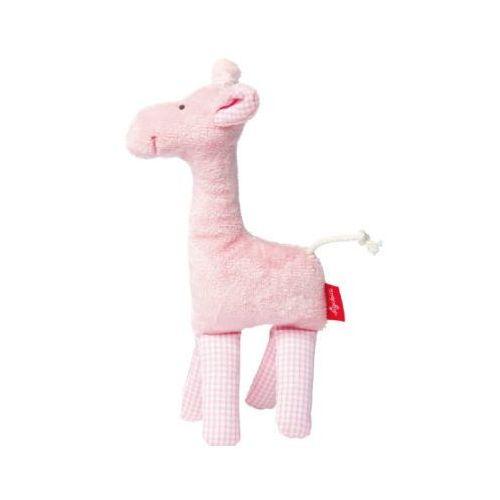 grzechotka żyrafa - first hugs organic collection od producenta Sigikid