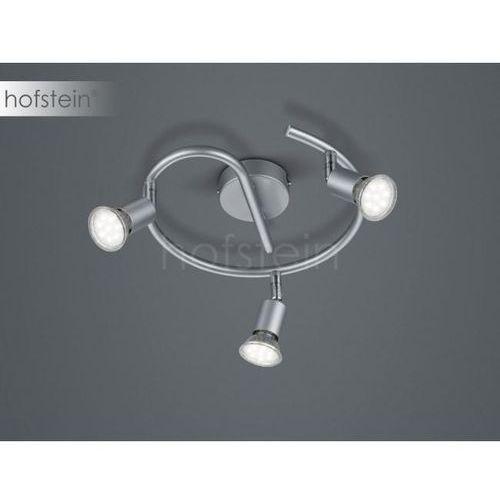 paris lampa sufitowa tytan, 3-punktowe - dworek - obszar wewnętrzny - paris - czas dostawy: od 3-6 dni roboczych marki Reality