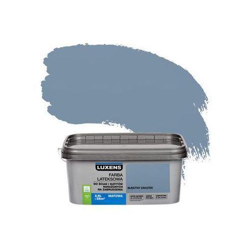 Farba wewnętrzna narażonych na zabrudzenia 2,5 l błękitny zakątek marki Luxens