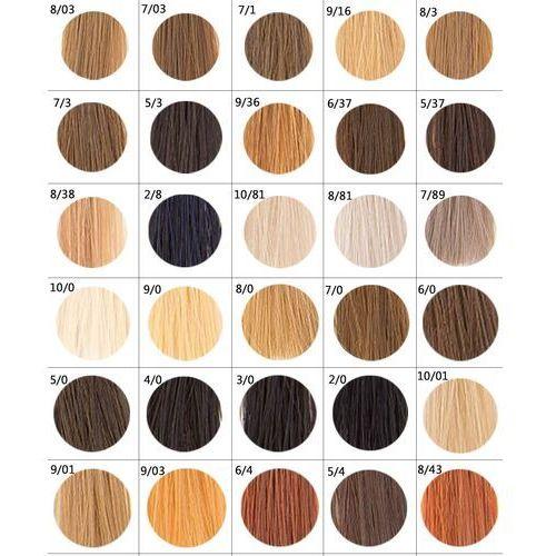 Wella color touch, farba do włosów 60ml /0