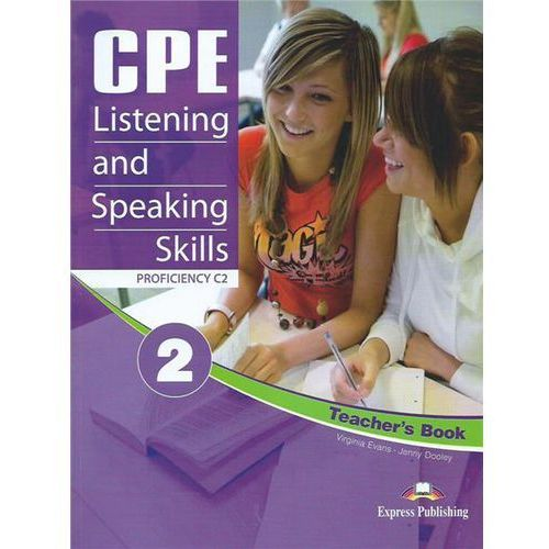 CPE Listening & Speaking Skills 2 Teachers Book new edition, Jenny Dooley
