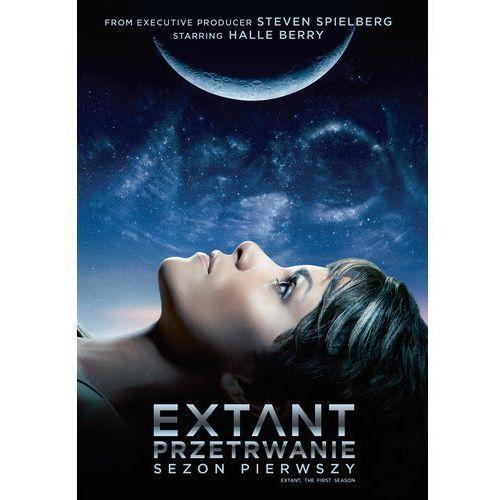 Extant: Przetrwanie, sezon 1 (DVD) - Allen Coulter DARMOWA DOSTAWA KIOSK RUCHU (5903570157783)