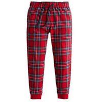 Hollister spodnie od piżamy niebieski / czerwony / biały