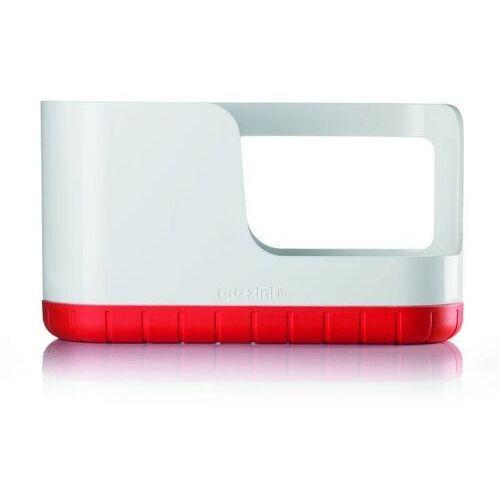Guzzini - tidy & clean - organizer do zlewu, czerwony, 29040055