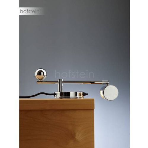 Tecnolumen ds 28 lampa stołowa chrom, 1-punktowy - nowoczesny - obszar wewnętrzny - 28 - czas dostawy: od 3-6 dni roboczych