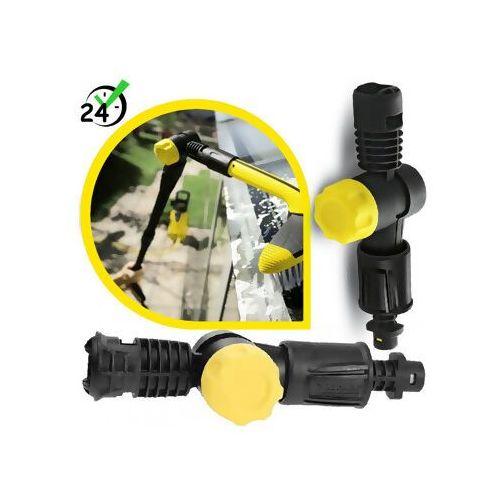 Karcher Złączka vario do k2 - k7, ✔sklep specjalistyczny ✔karta 0zł ✔pobranie 0zł ✔zwrot 30dni ✔raty 0% ✔gwarancja d2d ✔leasing ✔wejdź i kup najtaniej (4039784051553)