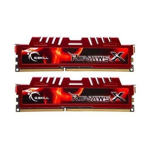 G.Skill RipjawsX DDR3 8GB(2x4GB) 2133MHz CL9 (czerwony), F3-2133C9D-8GXL