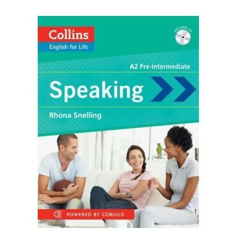 Speaking. A2 Pre-intermediate + CD (9780007497775)