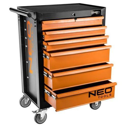 NEO 84-221 Szafka warsztatowa basic, 6 szuflad (5907558422238)