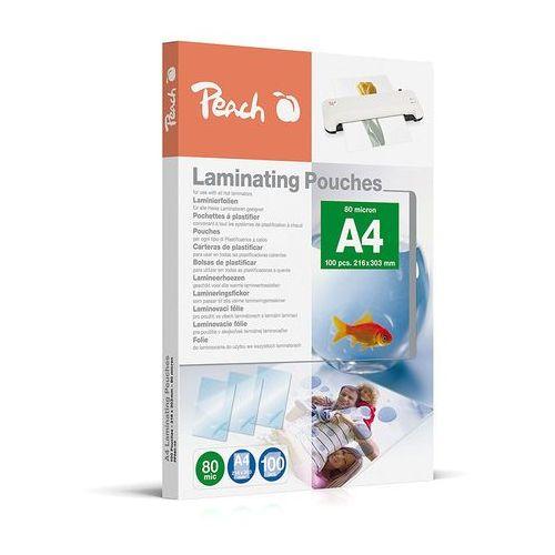Peach Folia do laminowania A4 80 mic (pp58002) Darmowy odbiór w 20 miastach!, pp58002