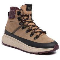 Sneakersy GANT - Tomas 19643887 Warm Khaki G771, kolor brązowy