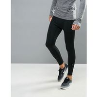 New Look SPORT running tights in black - Black